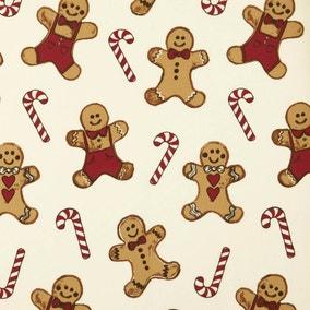 Gingerbread Cookie PVC