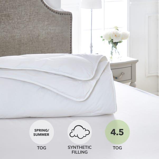 Dorma Full Forever Anti Allergy 4.5 Tog Duvet  undefined
