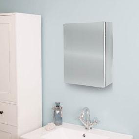 Avon Mirrored Cabinet