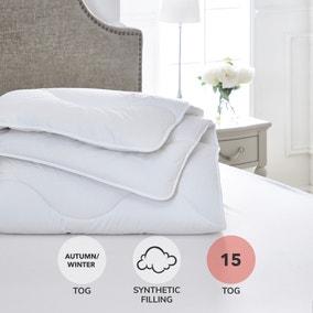 Dorma Full Forever Anti Allergy 15 Tog Duvet