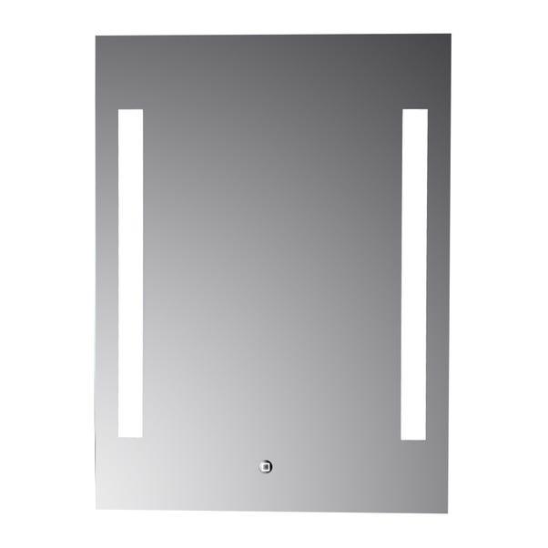 Henbury Illuminated Mirror Stainless Steel