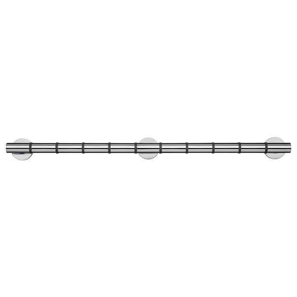 Chrome 89cm Grab 'N' Grip Bar Chrome
