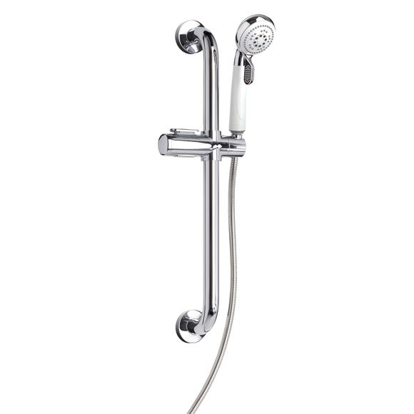 Inclusive Shower Kit Chrome