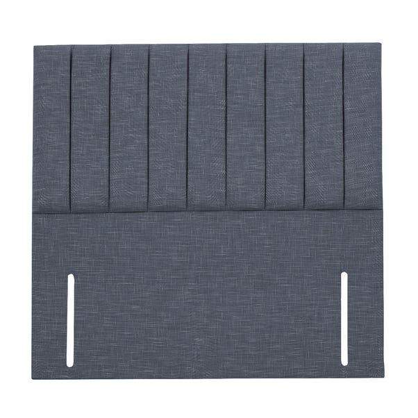 Mayfair Stripe Headboard Steel undefined