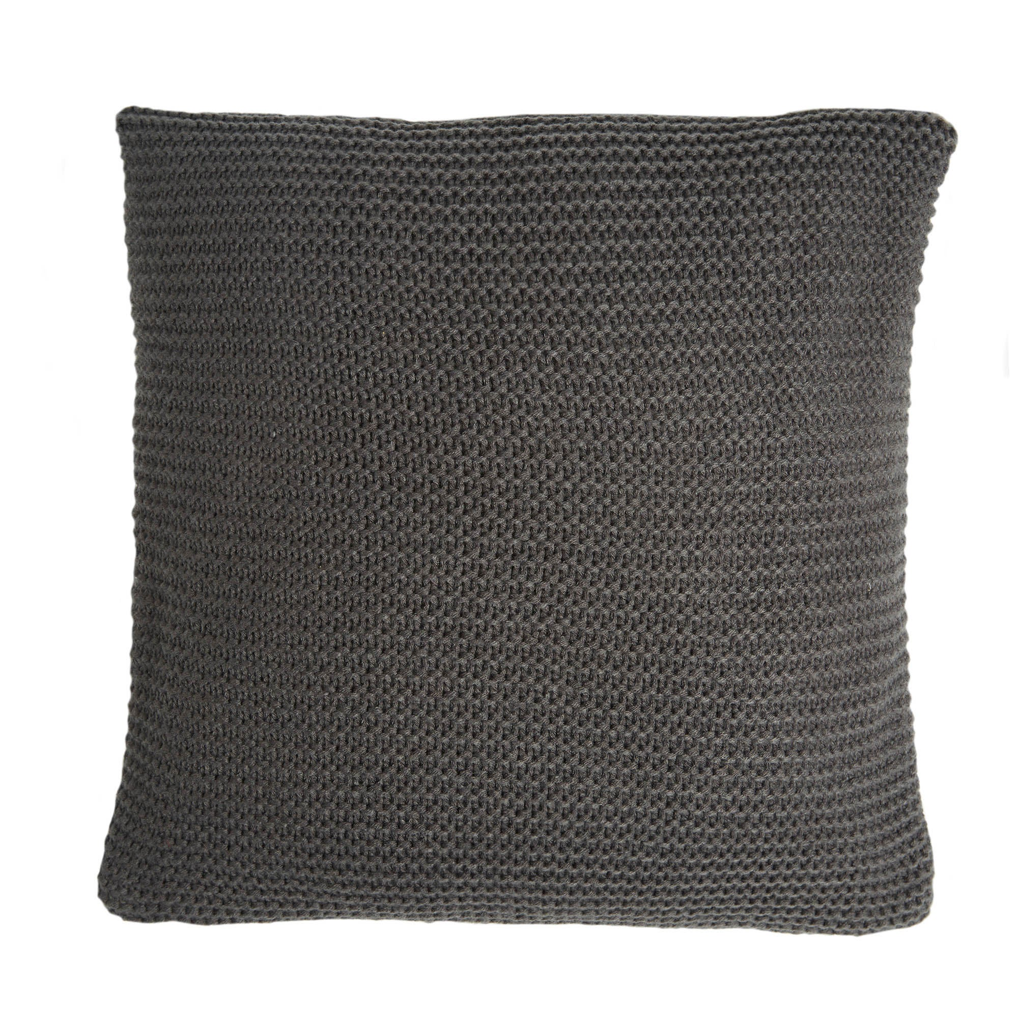 Click to view product details and reviews for Breckon Charcoal Cushion Charcoal.
