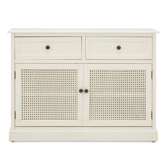 Lucy Cane Cream Small Sideboard