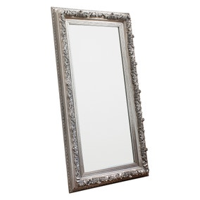 Antwerp Silver 180x93cm Wall Mirror