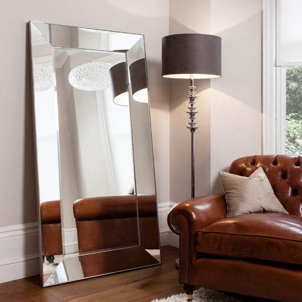 Vasto 183x92cm Leaner Mirror Clear
