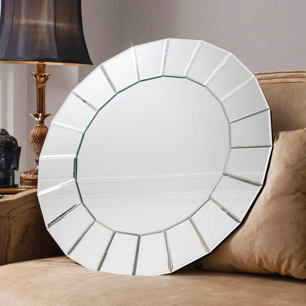 Trento 70cm Wall Mirror Clear