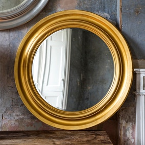 Trevose Gold 84cm Wall Mirror