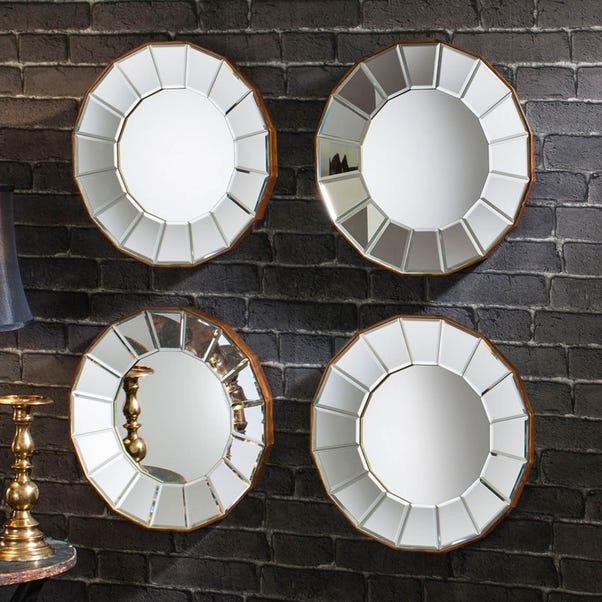 Lynbrook Wall Mirror Clear