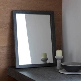 Garfield Grey 71x56cm Wall Mirror