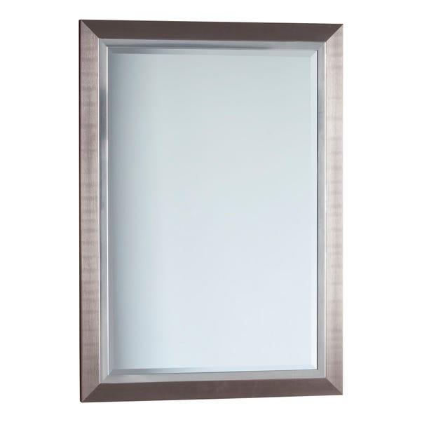 Rylston 107x76cm Wall Mirror Silver