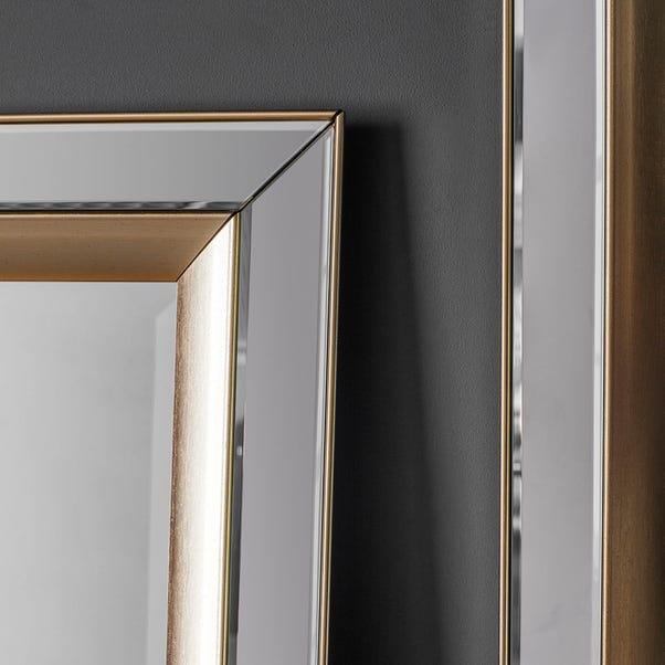 Phantom Gold 158x69cm Leaner Mirror Gold
