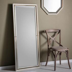 Vogue Gold 152x63cm Leaner Mirror