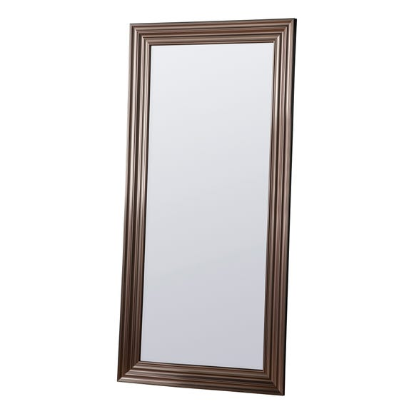 Erskine Pewter 167x81cm Leaner Mirror Silver