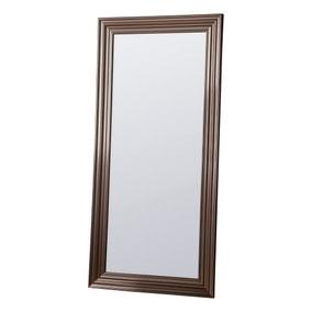 Erskine Pewter 167x81cm Leaner Mirror