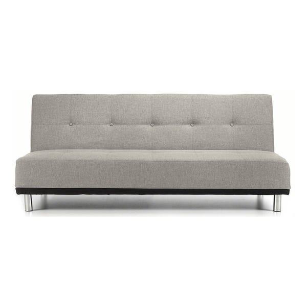 Duke Fabric Sofa Bed Natural