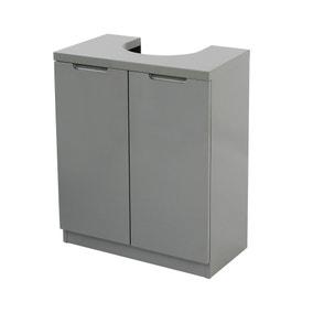 Siena Grey Bathroom Vanity Unit