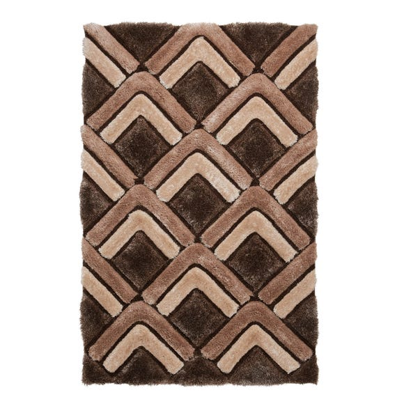 Noble House Rug Brown undefined