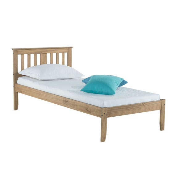 Salvador Pine Wooden Bed Frame  undefined
