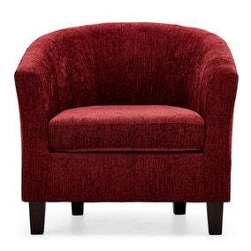 Maxwell Tub Chair - Raspberry