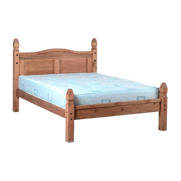 Corona Mexican Bed Frame Natural undefined