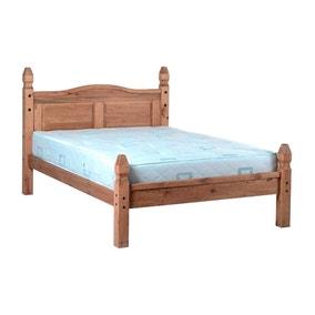 Corona Mexican Bed Frame