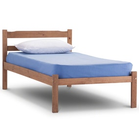 Panama Oak Bed Frame