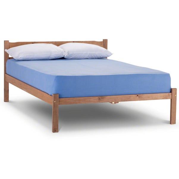 Panama Oak Bed Frame  undefined