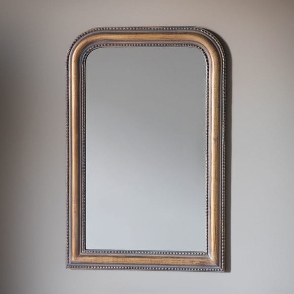 Hyde Gold Wall Mirror Gold