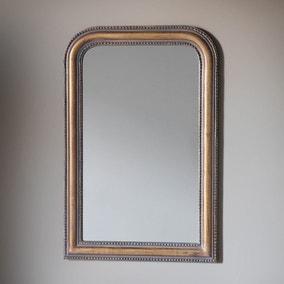 Hyde Gold Wall Mirror