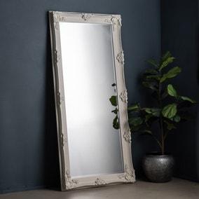Abbey Cream 165x80cm Leaner Mirror