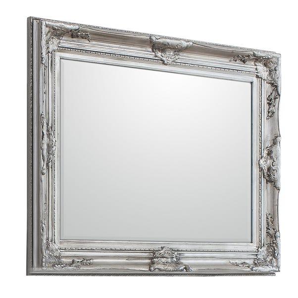 Hampshire Silver 115x84cm Wall Mirror Silver