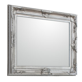 Hampshire Silver 115x84cm Wall Mirror