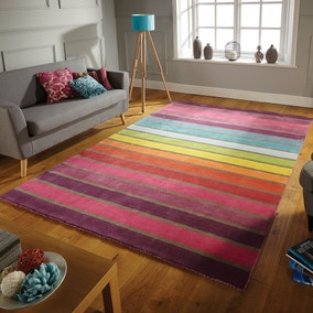 Illusion Candy Rug