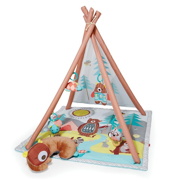 Skip Hop Camping Cubs Activity Gym MultiColoured