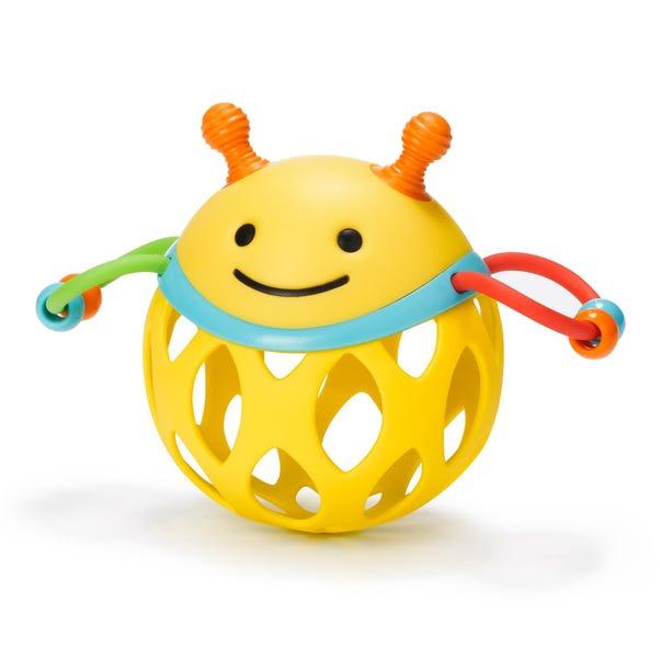 Skip Hop Roll Around Bee Yellow