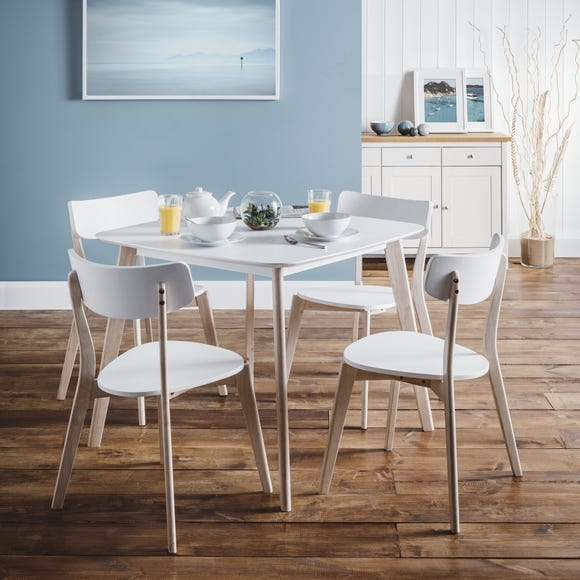 Casa Dining Table White