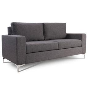 Tuscany Grey 3 Seater Sofa