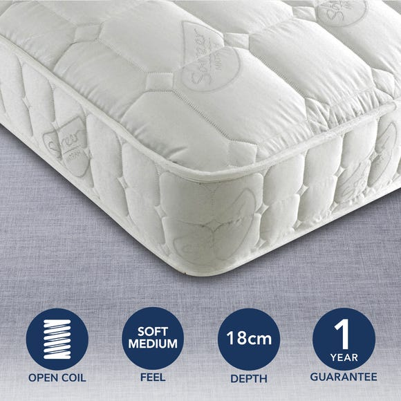 Matrah Coil Sprung Mattress  undefined