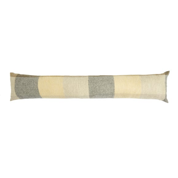 Heritage Check Ochre Draught Excluder Ochre undefined
