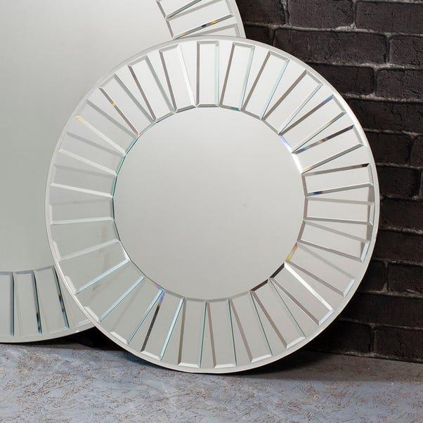 Mondello 61cm Wall Mirror Silver