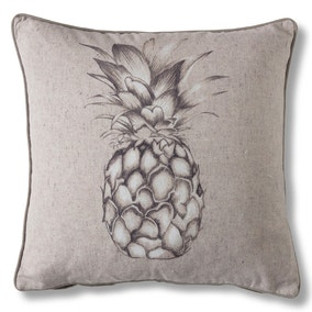 Gallery Direct Pineapple Natural Cushion