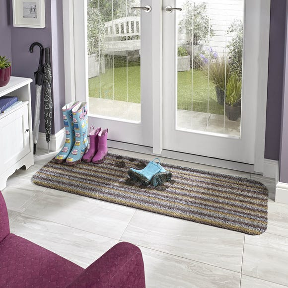 Marvel Lush Washable Runner Multi Coloured undefined