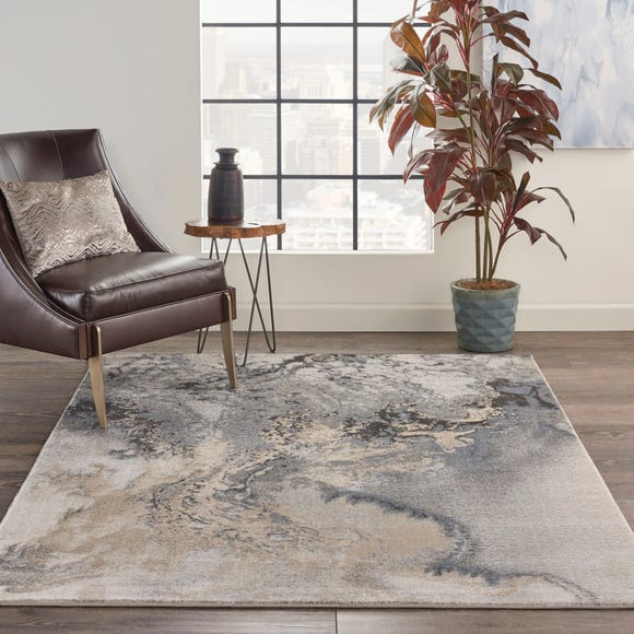 Grey Maxell 8 Rug  undefined