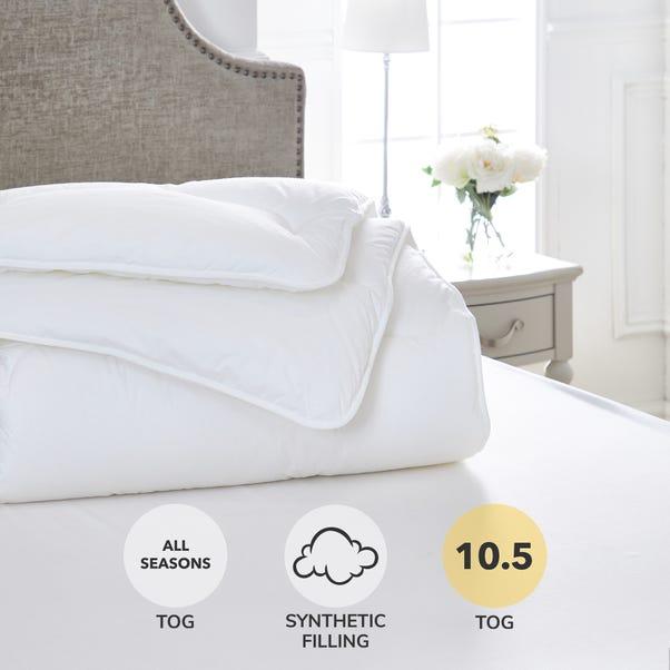 Dorma Sumptuous Down Like 10.5 Tog Duvet  undefined