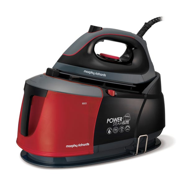 Morphy Richards 332013 Auto-Clean Steam Generator Black