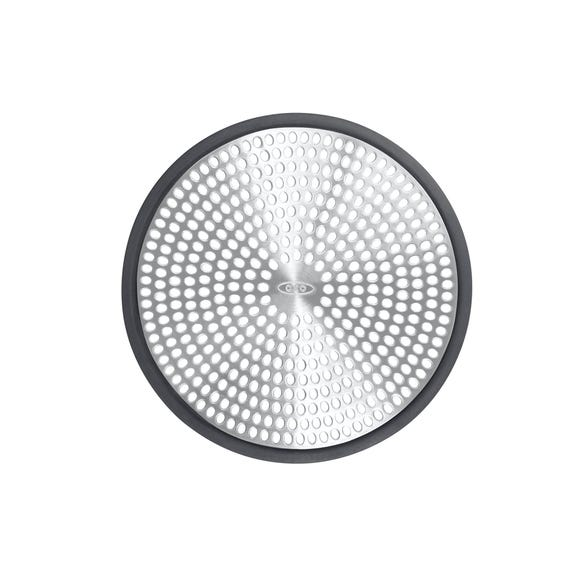 OXO Shower Drain Protector Silver