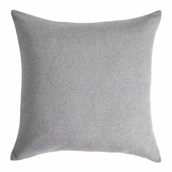 Felt Cushion Cover Grey undefined